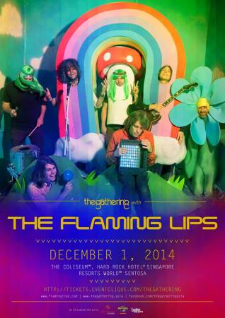 Flaming Lips SG