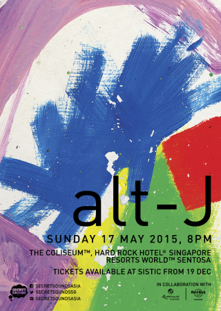 alt-J - Show Artwork