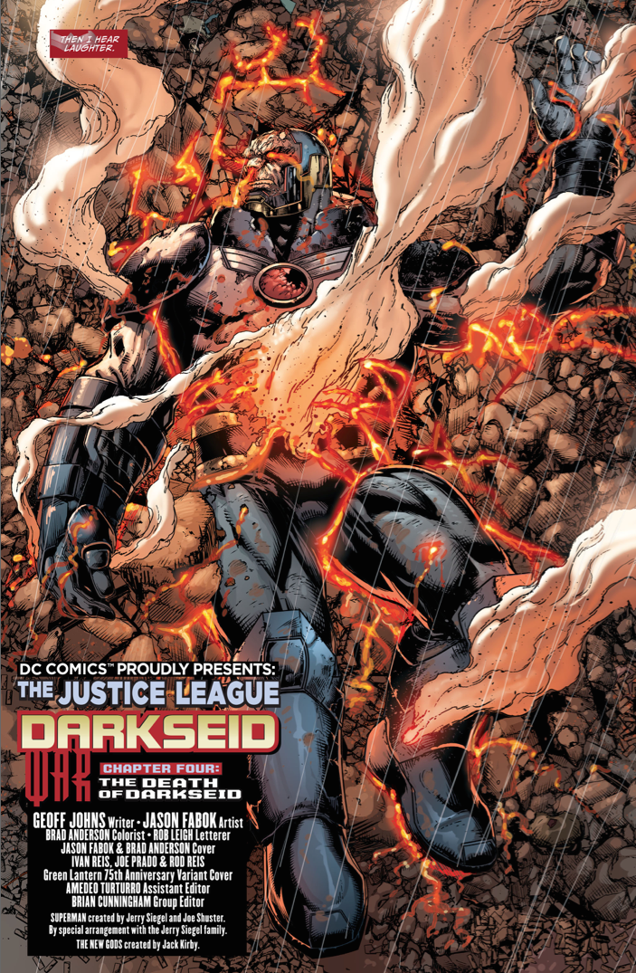 Darkseid - Justice League 44