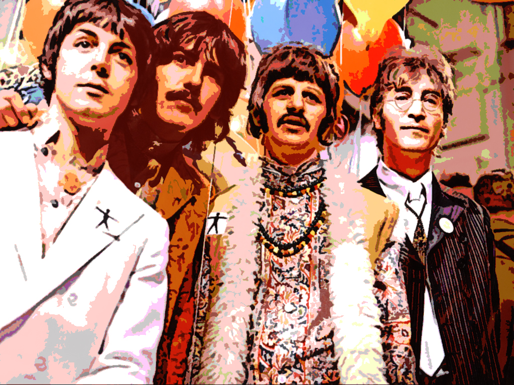 the history and popularity of the rock n roll group the beatles Bob dylan, the beatles, and the rock of the sixties i n the 1950s, rock & roll meant disruption: the city's most popular group.