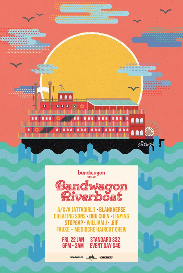 Bandwagon Riverboat