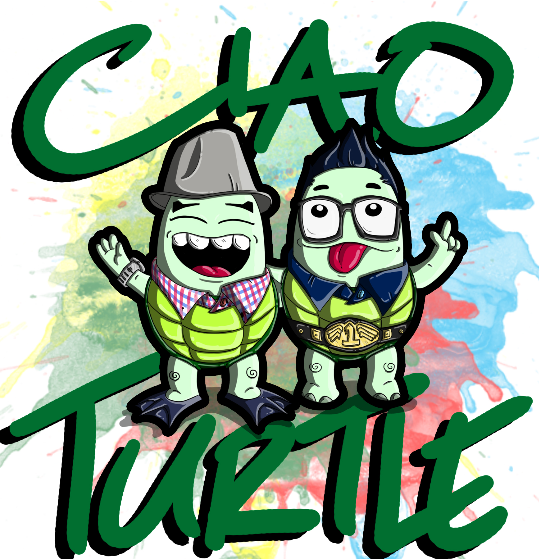 CIAO TURTLE ALBUM