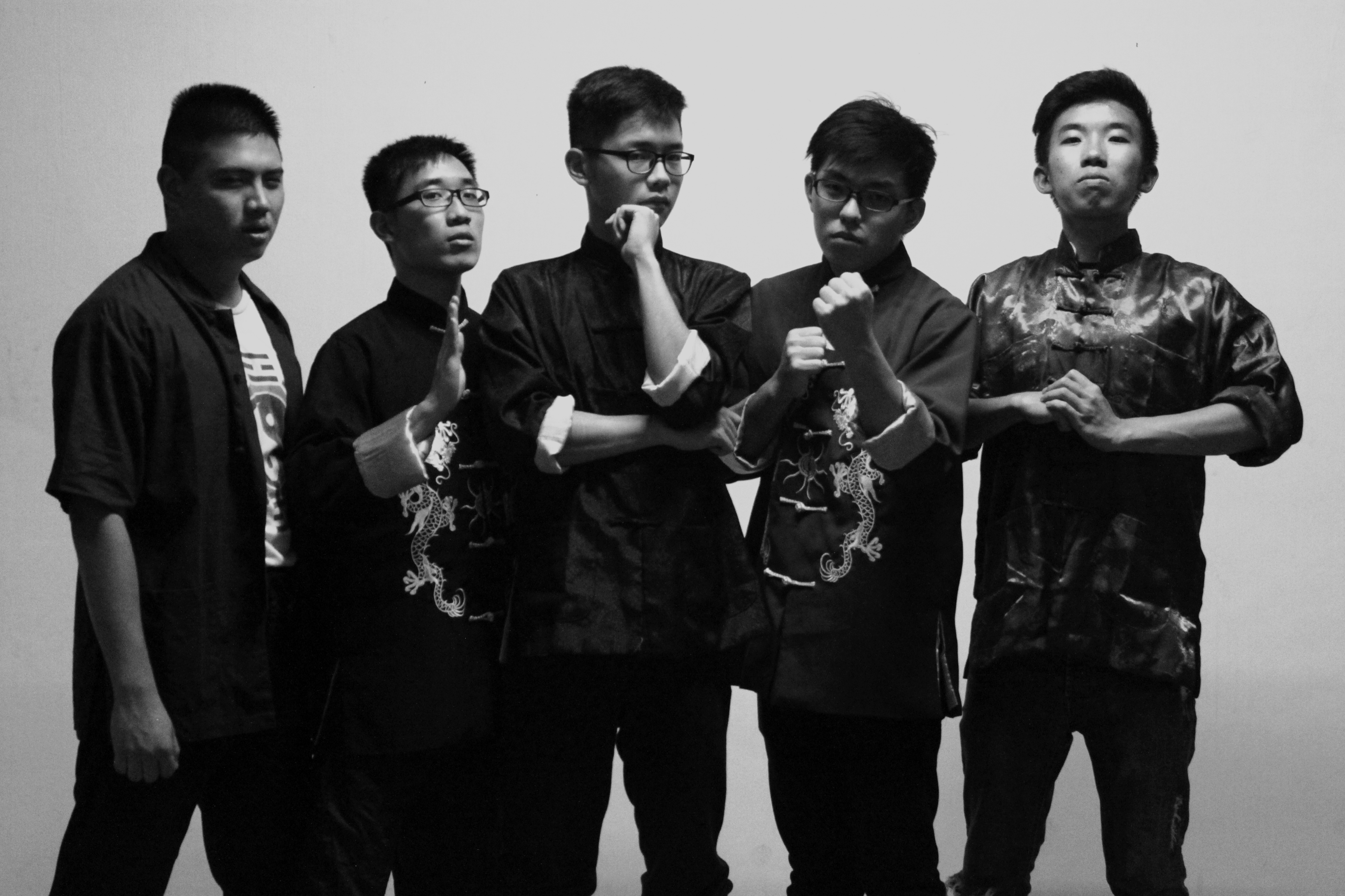 SUPERSECT Band Photo