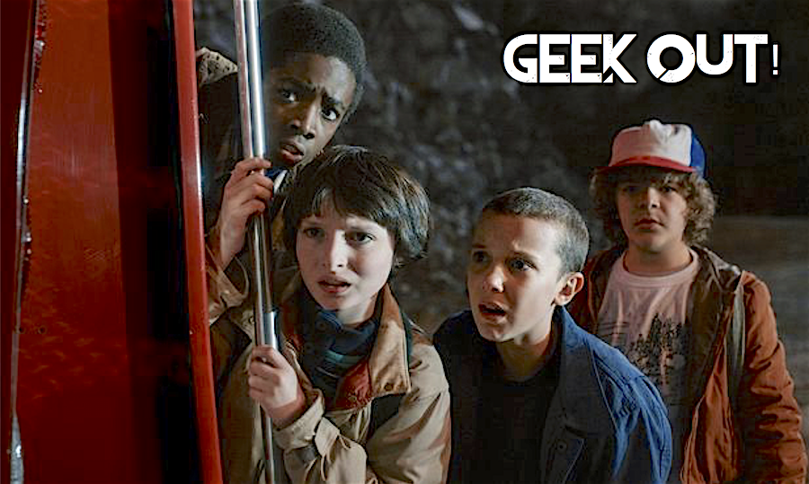 Geek Out! Stranger Things