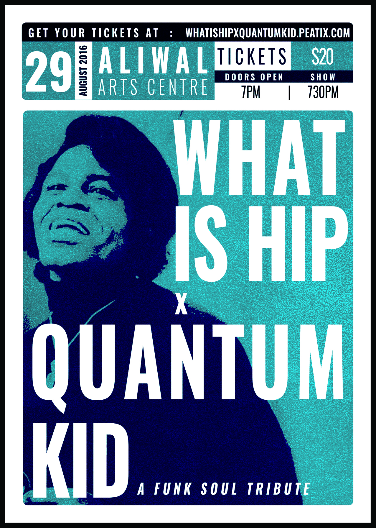 WHAT IS HIP X QUANTUM KID (POSTER) low res
