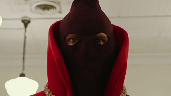 Watchmen Episode Two - Hooded Justice in the American Hero Story TV series.