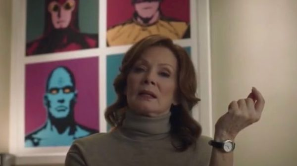 Jean Smart as Laurie Blake in Watchmen Episode Three (HB))