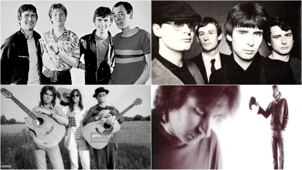 XTC through the years
