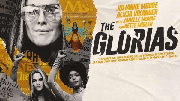 The Glorias movie poster