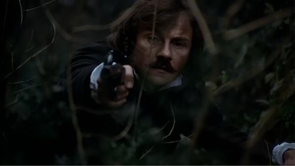 Harvey Keitel in The Duellists