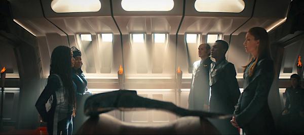 Star Trek : Discovery S03E07