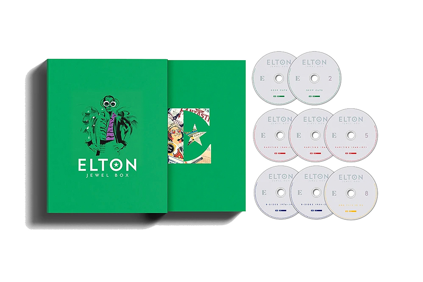 Elton John Jewel Box