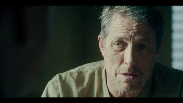 Hugh Grant is Jonathan Fraser in The Undoing.