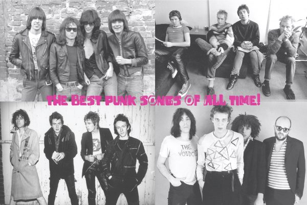 The Best Punk Songs of All Time!