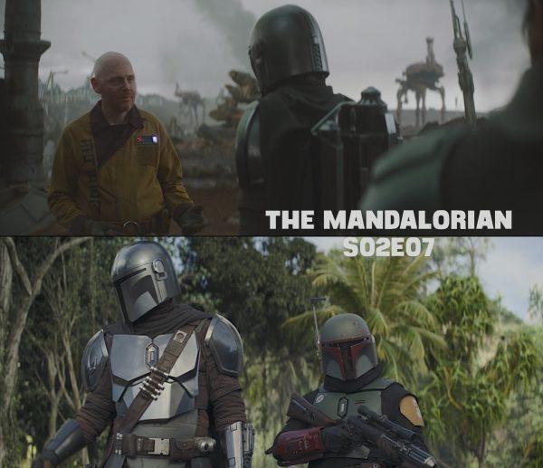The Mandalorian S02E07