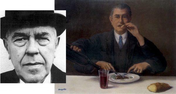 Pop Art Rene Magritte