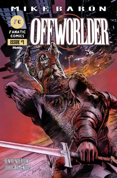 Offworlder #1