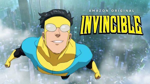 Invincible S01E01 - S01E03