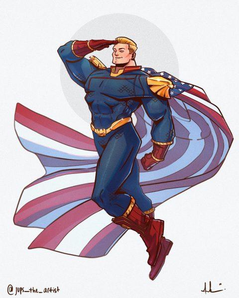 The Superman analogue