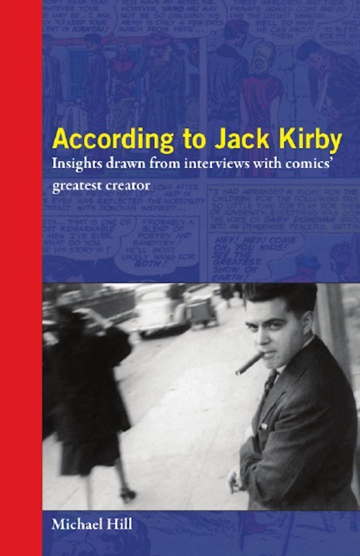 According to Jack Kirby