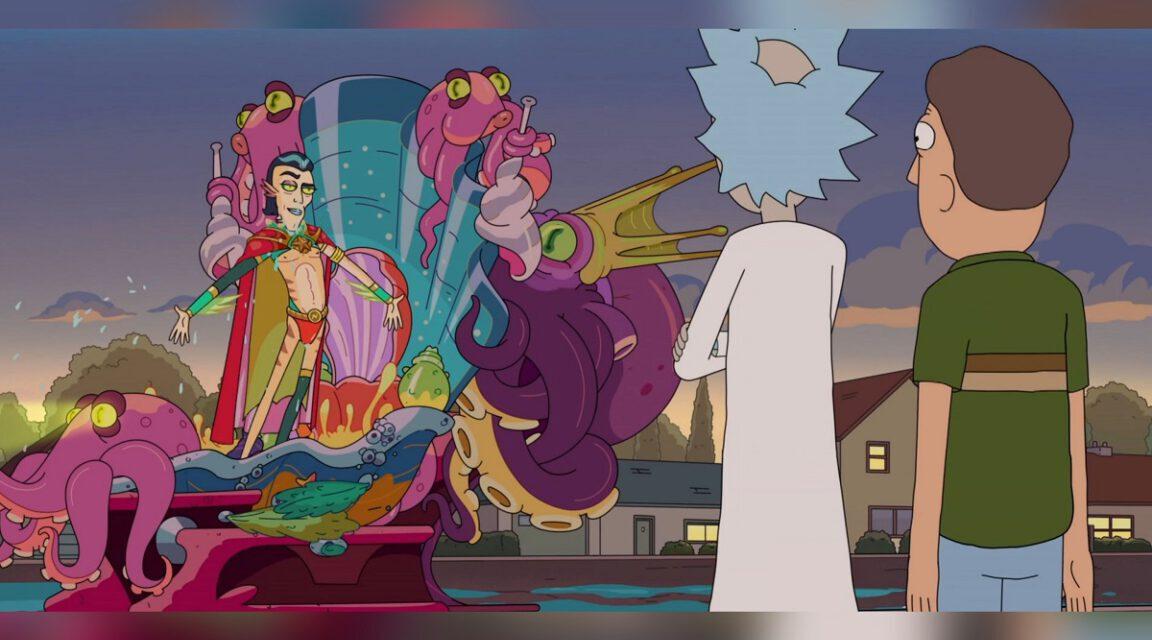 Rick and Morty S05E01