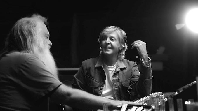 McCartney 3,2,1.