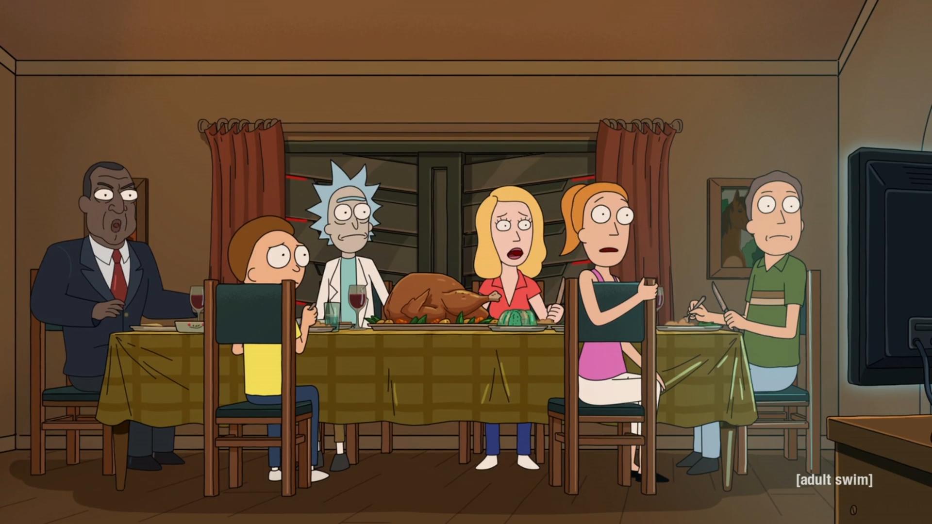 Rick and Morty S05E06
