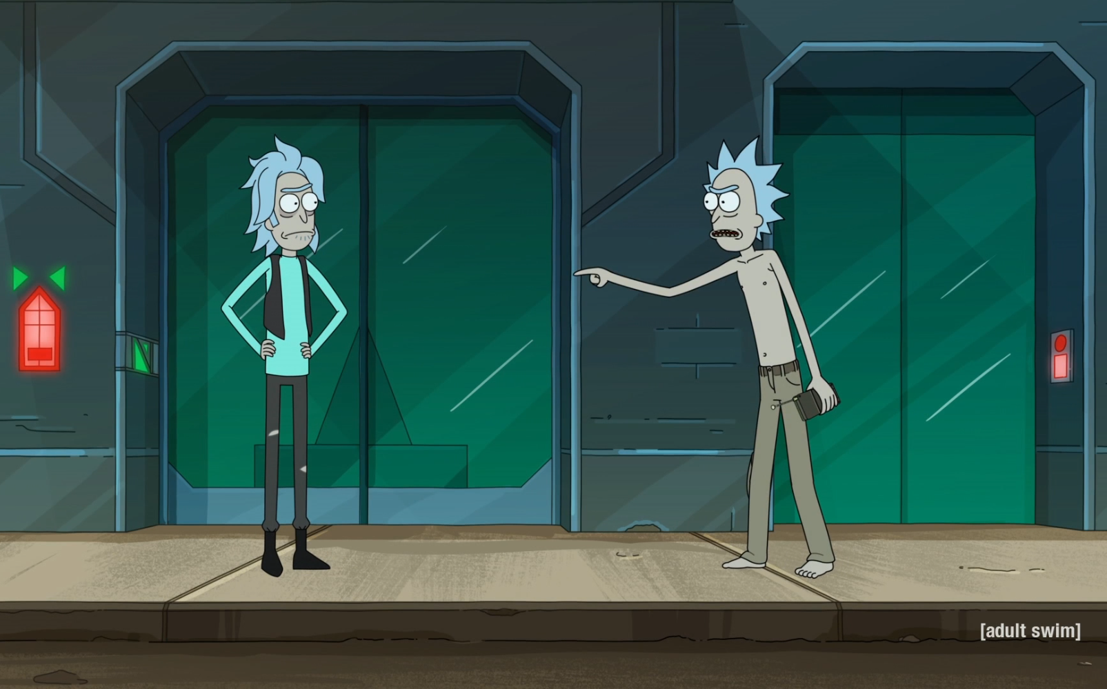 Rick and Morty S05E08
