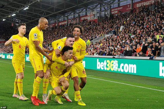 Premier League 21-22 Round 6