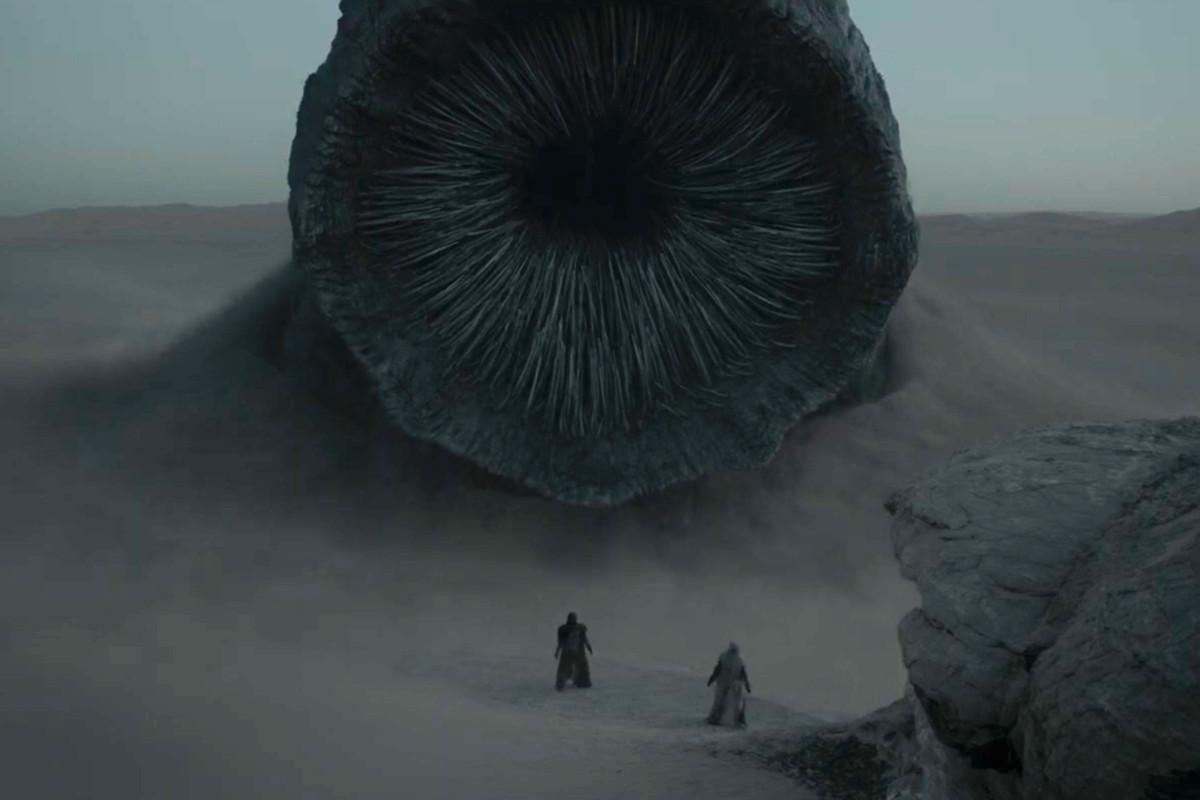 Dune Part One.