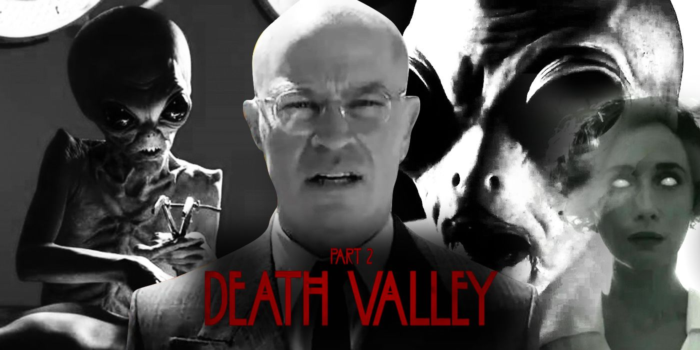American Horror Story Death Valley Review